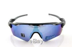 New Oakley Radar EV Path Sunglasses Prizm 9208-5538 Matte Black Polarized Lens