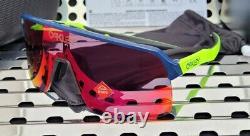 New Oakley SUTRO 9463-0939 Sunglasses Matte Navy-Retina Burn withPrizm Road Lenses