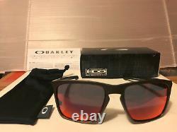 New Oakley Sliver XL Sunglasses Lead Frame / Torch Iridium Lens, OO9341-08