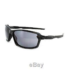 New Oakley Sunglasses Carbon Shift OO9302-01 Matt Black Grey Lens Fast Ship