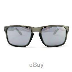 New Oakley Sunglasses Holbrook OO9102 24 Grey Smoke/B 57 18 137
