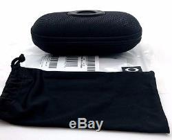 New Oakley Sunglasses Men`s Whisker OO4020 05-715 Black / Black Iridium Lens
