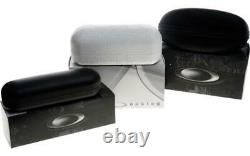 OAKLEY CLIFDEN Sunglasses OO9440-1356 Silver With PRIZM Black Lens SPECIAL EDITION