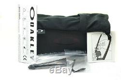 OAKLEY CROSSRANGE XL OO9360-13 Men Sunglasses POLISHED BLACK PRIZM SAPPHIRE BLUE