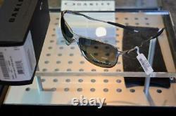 OAKLEY Crosshair sunglasses OO 4060-22 PRIZM Black POLARIZED lens C5 ALLOY