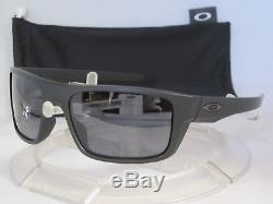 OAKLEY DROP POINT Sunglasses OO9367-0160 Matte Black / Grey