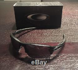 OAKLEY FLAK 2.0 XL OO9188-01 Matte Black Black Iridium Sunglasses AUTHENTIC NEW