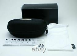OAKLEY FLAK 2.0 XL Sunglasses OO9188-9859 Matte Black Frame With Clear Lens NEW