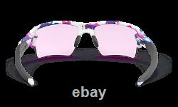 OAKLEY FLAK 2.0 XL Sunglasses OO9188-G559 Kokoro Frame With PRIZM Low light Lens