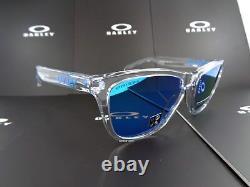 OAKLEY FROGSKINS 9013 D0 SAPPHIRE IRIDIUM Prizm Sunglass Sonnenbrille 9013D0