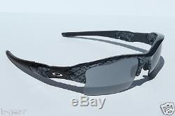 45dbaf4bbc96 Oakley Flak Jacket Xlj Sunglasses Carbon Fiber/black Iridium New Mph  Oo9009-2863