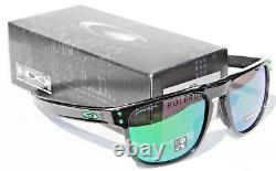OAKLEY Holbrook R Sunglasses Black Ink/Prizm Jade Iridium NEW OO9377-0355