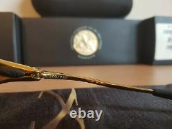 OAKLEY MENS SUNGLASSES Titanium Polarized JULIET X-METAL 24K Collection F/S