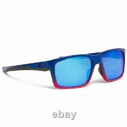 OAKLEY Mainlink Neon Pop Fade sunglasses OO9264-3257 Prizm Sapphire lens