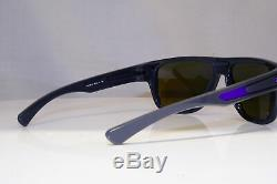 OAKLEY Mens Mirror Designer Sunglasses Grey Square BREADBOX OO9199 30 24318