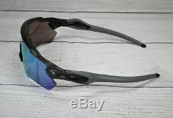 OAKLEY OO9208 55 Radar Ev Path Black Prizm H2O Polarized 38 mm Men's Sunglasses