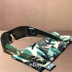 OAKLEY Sunglasses Rare GASCAN Series FRAME MATTE BLACK Camouflage Men's