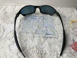 OAKLEY Sunglasses Rare Juliet Serial Number 55021 Black x Orange Men's
