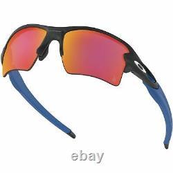 OO9188-A4 Mens Oakley FLAK 2.0 XL LA Dodgers Sunglasses