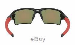 OO9188-D259 Mens Oakley Flak 2.0 XL Kansas City Chiefs Sunglasses
