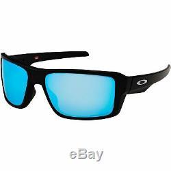 OO9380-13 Mens Oakley Double Edge Polarized Sunglasses
