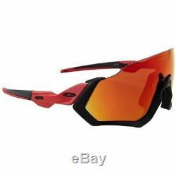 OO9401-08 Mens Oakley Flight Jacket Polarized Sunglasses