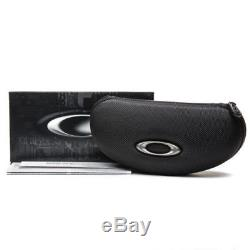 Oakley 24-428 FLAK JACKET XLJ Polished Black Prizm Golf Mens Sports Sunglasses