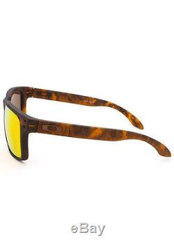 Oakley 9102-59-55 Men's Fall Out Holbrook Square Tortoise Sunglasses