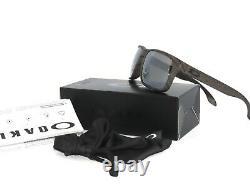 Oakley 9244-45 Holbrook A Woodgrain Prizm Black Polarized Sunglasses