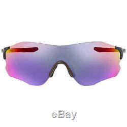 Oakley (A) EVZero Path Positive Red Iridium Sport Men's Sunglasses