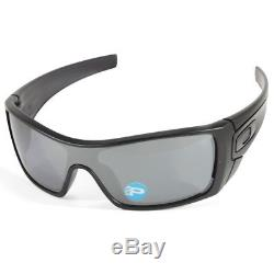 Oakley Batwolf OO9101-35 Matte Black Ink/Black Iridium Polarised Mens Sunglasses