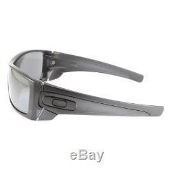 Oakley Batwolf OO9101-35 Mens Matte Black Ink Black Polarized Sunglasses New