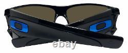 Oakley Batwolf Polished Black Frame Prizm Sapphire Lens Sunglasses 0OO9101