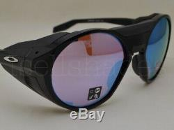 Oakley CLIFDEN (OO9440-02 56) Polished Black with Prizm Snow Sapphire Lens