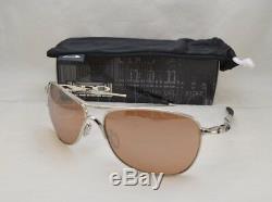 Oakley CROSSHAIR (OO4060-02 61) Chrome with Vr28 Black Iridium Lens