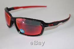 f56bc80a0b1 Oakley Carbon Shift Polarized Sunglasses Oo9302-04 Matte Black torch Iridium