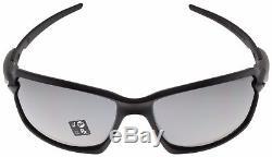 Oakley Carbon Shift Sunglasses OO9302-03 Matte Black Black Iridium Polarized