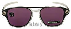 Oakley Coldfuse Sunglasses OO6042-0352 Matte Black Prizm Indigo Lens