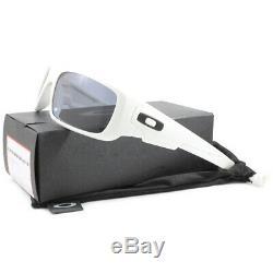 Oakley Crankshaft OO9239-05 Polished White/Grey Men's Sport Sunglasses