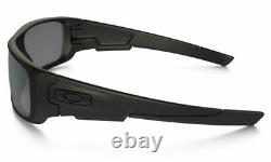 Oakley Crankshaft Sunglasses OO9239-06 Matte Black / Black Iridium Polarized