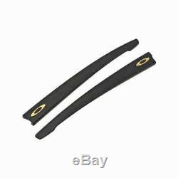 Oakley Crossrange Shield 24k Iridium Sport Asia Fit Men's Sunglasses OO9390