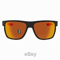 Oakley Crossrange XL Prizm Ruby Square Men's Sunglasses OO9360 936012 58