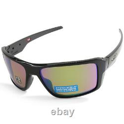 Oakley Double Edge OO9380-14 Black Shallow Water Polarized Men's Sunglasses