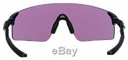 Oakley EVZero Blades Asia Fit Sunglasses OO9454A-0238 Black Prizm Road Lens