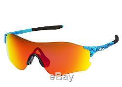 Oakley EVZero Path sunglass 9308-22 Aero Grid Sky Prizm Ruby Zero Blue OO9308-22
