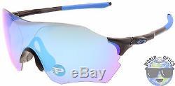 Oakley EVZero Range Sungalsses OO9327-07 Matte Black Sapphire Iridium Polarized