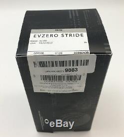 Oakley EVZero Stride Men's Sunglasses OO9386-0438 Silver Frame, PRIZM Field Lens