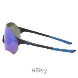 Oakley Evzero Range Sunglasses OO9327-07 Matte Black Sapphire Iridium Polarized