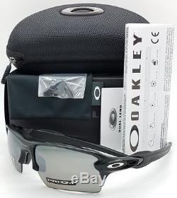 Oakley FLAK 2.0 XL POLARIZED Sunglasses 9188-96 Matte Black Prizm Lens OO9188-96