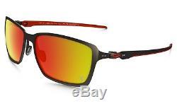 Oakley Ferrari Tincan Carbon Iridium Men's Sunglasses OO6017-07